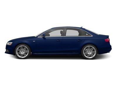 2013 Audi A4 2.0T Premium Plus Sedan
