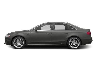 2013 Audi A4 4dr Sedan Automatic quattro 2.0T Premium