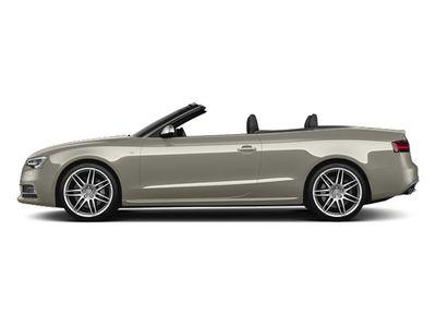 2013 Audi S5 Cabriolet 2dr Cabriolet Premium Plus