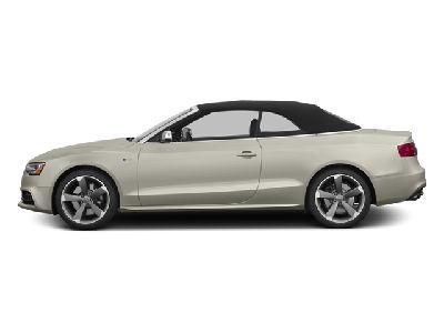 2013 Audi S5 Cabriolet 2dr Cabriolet Prestige Convertible