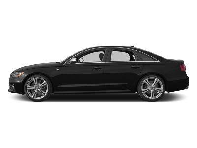 2013 Audi S6 4dr Sedan Prestige