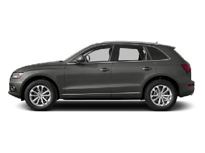 2013 Audi Q5 4DR QTRO 3.0T SUV