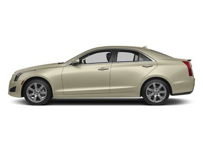 2013 Cadillac ATS 4dr Sedan 2.5L Luxury RWD