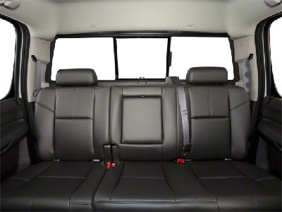 """2013 Chevrolet Silverado 1500 4WD Crew Cab 143.5"""" LTZ - Click to see full-size photo viewer"""