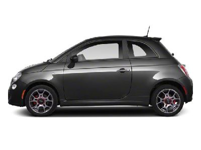 2013 FIAT 500 Sport Coupe