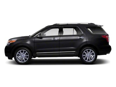2013 Ford Explorer 4WD 4dr SUV