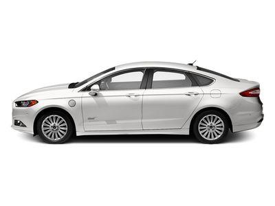 2013 Ford Fusion Energi 4dr Sedan Titanium
