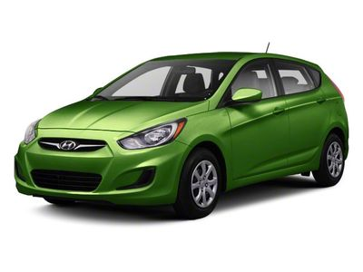 2013 Hyundai Accent GS - Click to see full-size photo viewer