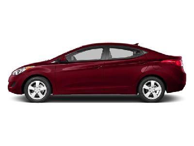 2013 Hyundai Elantra 4dr Sedan Automatic Limited