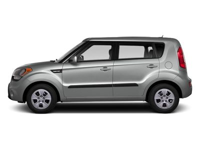 2013 Kia Soul Plus Wagon