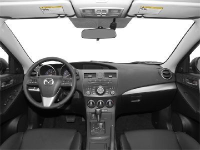 2013 Mazda Mazda3 5dr Hatchback Automatic i Touring - Click to see full-size photo viewer