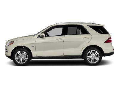 2013 Mercedes-Benz M-Class ML 350 4MATIC 4dr ML350 SUV