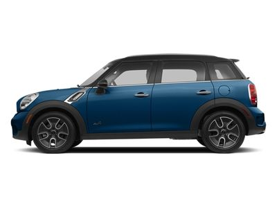 2013 MINI Cooper Countryman S Sedan