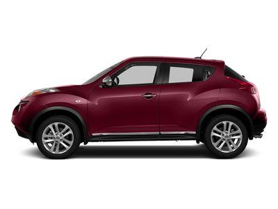 2013 Nissan JUKE 5dr Wagon CVT SL AWD