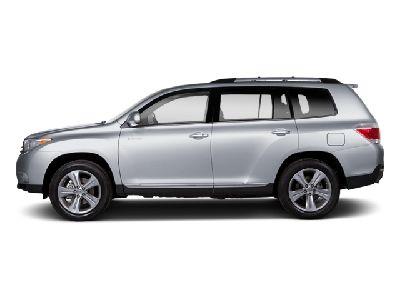 2013 Toyota Highlander 4WD 4dr V6 Plus SUV