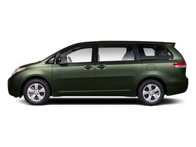 2013 Toyota Sienna 5dr 8-Passenger Van V6 LE FWD