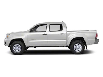 2013 Toyota Tacoma 4WD Double Cab LB V6 Automatic Truck