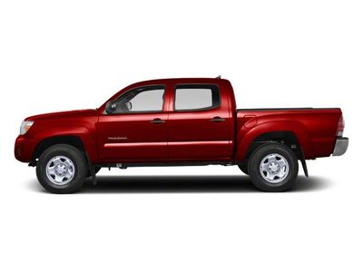 2013 Toyota Tacoma 4WD Double Cab LB V6 Automatic Truck