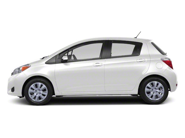 Certified Pre-Owned 2013 Toyota Yaris 3dr Liftback Automatic LE