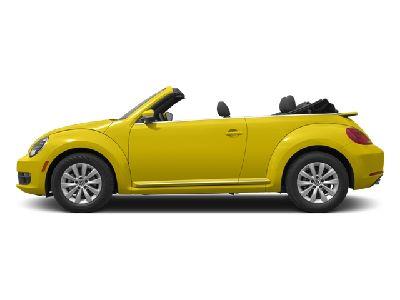 2013 Volkswagen Beetle Convertible 2dr Automatic 2.5L 70s Edition PZEV