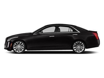 2014 Cadillac CTS Sedan 4dr Sedan 2.0L Turbo Luxury AWD