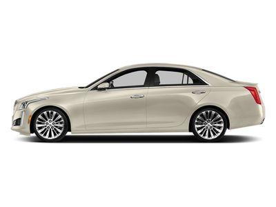 2014 Cadillac CTS 2.0L Turbo Sedan