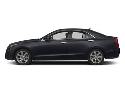2014 Cadillac ATS 4dr Sedan 2.0L Luxury AWD