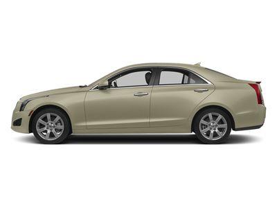 2014 Cadillac ATS 4dr Sedan 2.5L Standard RWD