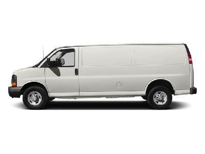 """2014 Chevrolet Express Cargo Van RWD 3500 155"""""""