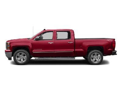 """2014 Chevrolet Silverado 1500 2WD Crew Cab 143.5"""" LT w/1LT Truck"""