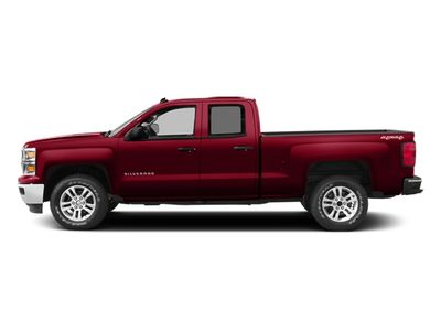 "2014 Chevrolet Silverado 1500 4WD Double Cab 143.5"" LT w/1LT Truck"