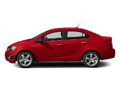 2014 Chevrolet Sonic 4dr Sedan Automatic LT