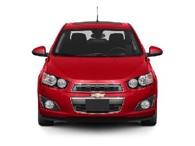 2014 Chevrolet Sonic 4dr Sedan Automatic LT - Click to see full-size photo viewer