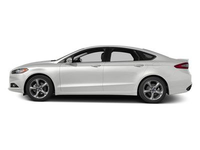 2014 Ford Fusion 4dr Sedan SE FWD