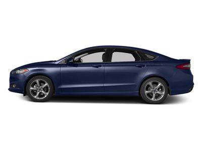 2014 Ford Fusion 4dr Sedan S FWD