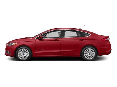 2014 Ford Fusion 4dr Sedan Titanium Hybrid FWD