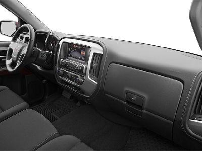 """2014 GMC Sierra 1500 4WD Double Cab 143.5"""" SLT - Click to see full-size photo viewer"""