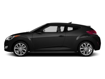 2014 Hyundai Veloster 3dr Coupe Automatic w/Black Int