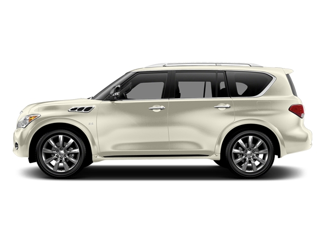 Pre-Owned 2014 INFINITI QX80 4WD 4dr