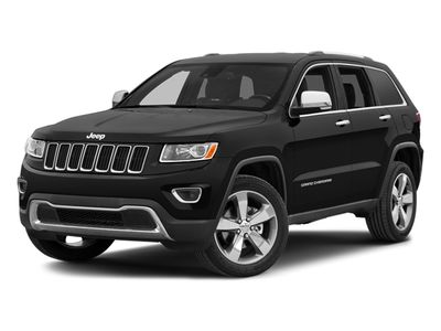 2014 Jeep Grand Cherokee RWD 4dr Laredo Altitude - Click to see full-size photo viewer