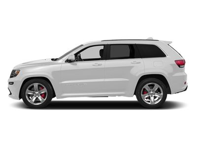 2014 Jeep Grand Cherokee 4WD 4dr SRT8 SUV