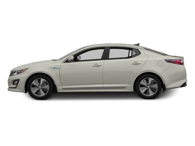 2014 Kia Optima Hybrid 4dr Sedan EX