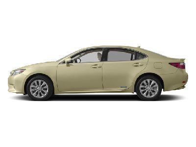 2014 Lexus ES 300h 4dr Sedan Hybrid