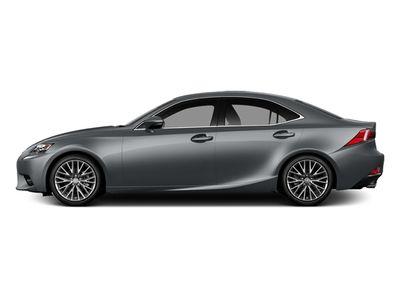 2014 Lexus IS 250 4dr Sport Sedan Automatic RWD