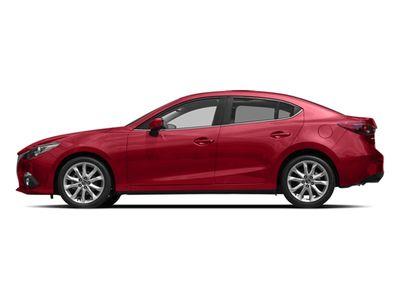 2014 Mazda Mazda3 4dr Sedan Automatic s Grand Touring
