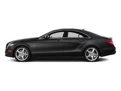 2014 Mercedes-Benz CLS 4dr Sedan CLS 550 4MATIC