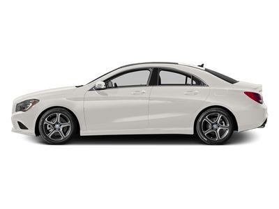 2014 Mercedes-Benz CLA 4dr Sedan CLA 250 FWD