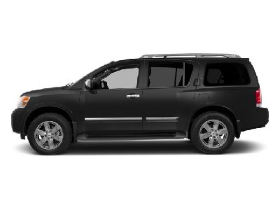 2014 Nissan Armada 4WD 4dr SL SUV