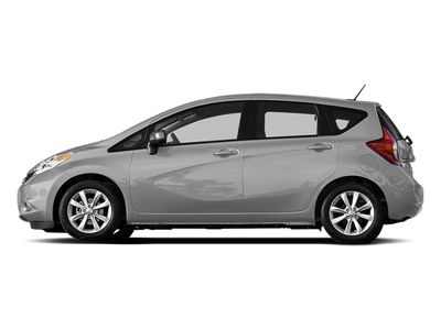 2014 Nissan Versa Note 5dr Hatchback CVT 1.6 S Plus