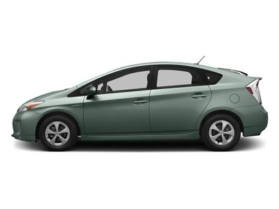 2014 Toyota Prius 5dr Hatchback Four